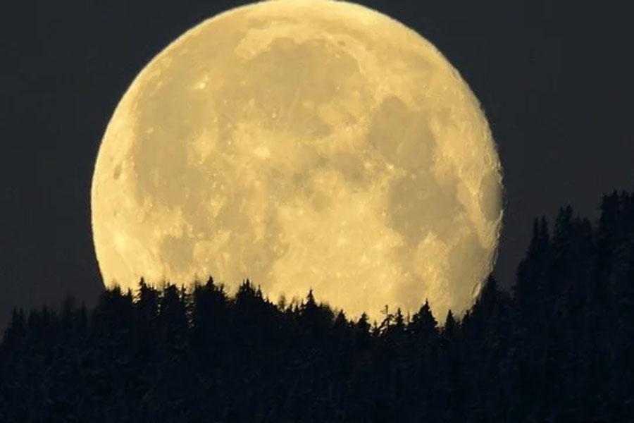 """""""Durante la Luna llena, nuestras emociones están más a flor de piel"""""""