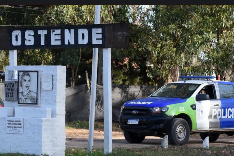 Pinamar: conmoción por la muerte de un policía de 25 años al volcar el vehículo que conducía