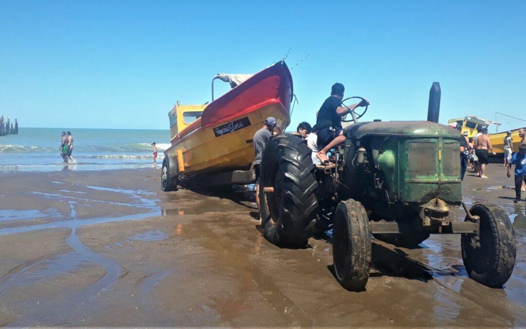 Buscan revertir la crítica situación de la pesca artesanal en el sudoeste bonaerense