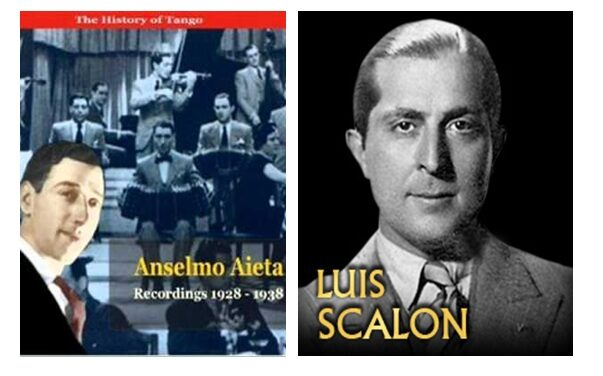 "El Tangazo del Fin de Semana: ""¿Qué querés con ese loro""?, Luis Scalón con Anselmo Aieta"