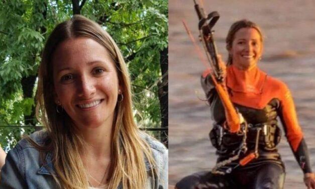 Sigue sin aparecer la kitesurfista Victoria Pardo y vecinos ayudarán con embarcaciones particulares
