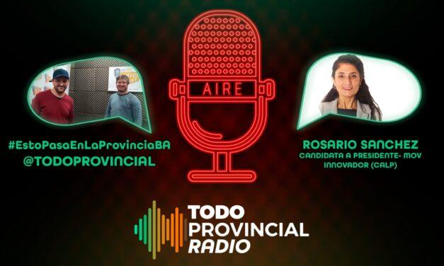 Rosario Sánchez podría convertirse en la primera mujer en presidir el Colegio de Abogados de La Plata
