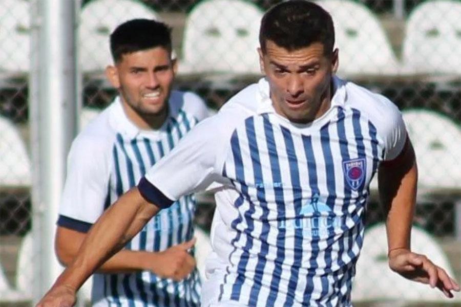 Maximiliano Maciel es un jugador con un largo recorrido en el fútbol de ascenso