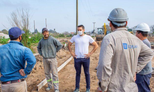 """San Nicolás: Passaglia recorrió diferentes barrios y agradeció """"la confianza de los vecinos"""""""