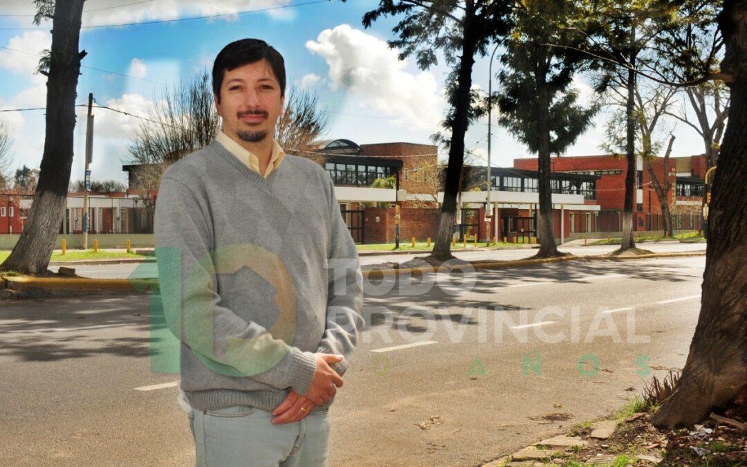 Luis Ricci es el nuevo decano de la UTN tras 32 años de gestión de Carlos Fantini