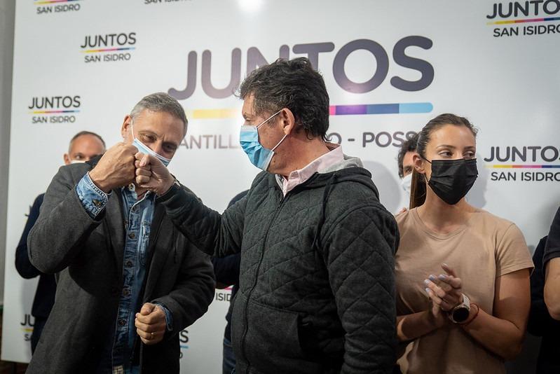 San Isidro: La lista de Gustavo Posse llevó a Santilli a ser la mejor elección en distritos bonaerenses con el 77%