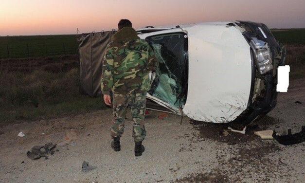 A pocos kilómetros de General La Madrid: un trágico accidente en la ruta 67 se cobró la vida de un hombre