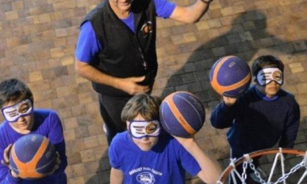 Primera en el mundo: se inauguró la cancha techada de básquet adaptado en Pergamino