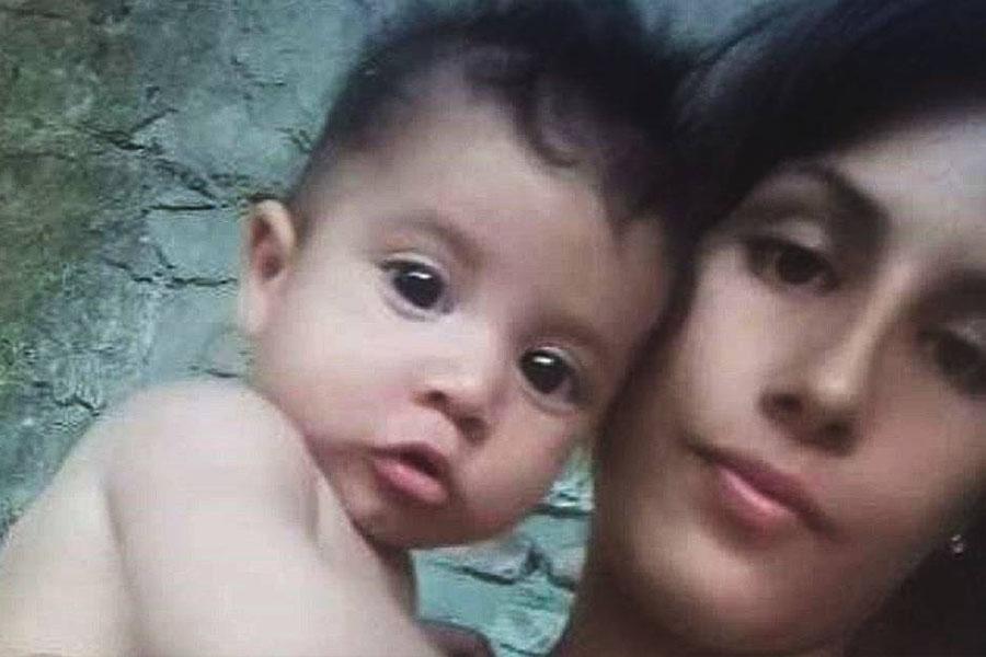 Tristeza: murió el bebé que había sido prendido fuego junto con su madre en Rafael Castillo