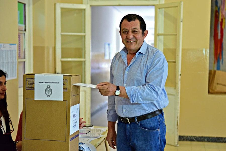 """El intendente de Benito Juárez se mostró optimista de cara al 14 de noviembre: """"Vamos a revertir el resultado"""""""