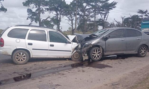 Tragedia en la Ruta 36: un impactante choque frontal se cobró la vida de una persona