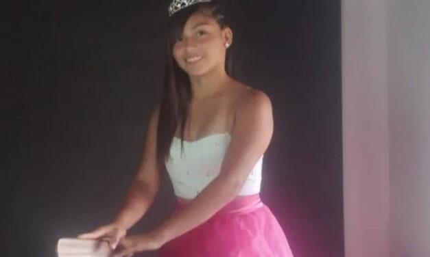 Buscan desesperadamente a una adolescente de 15 años en Azul
