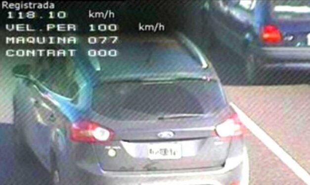 Atención conductores: comenzaron a funcionar las cámaras fotomultas en La Plata