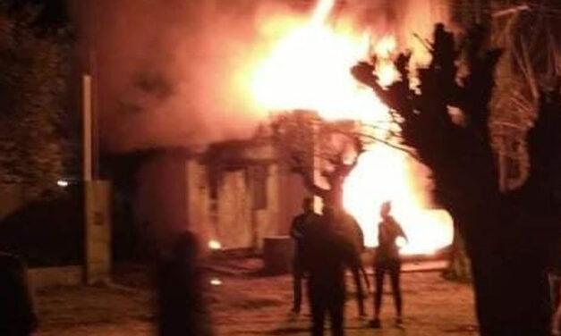 Furia en Henderson: le prendieron fuego la casa e intentaron linchar a un hombre acusado por abuso sexual