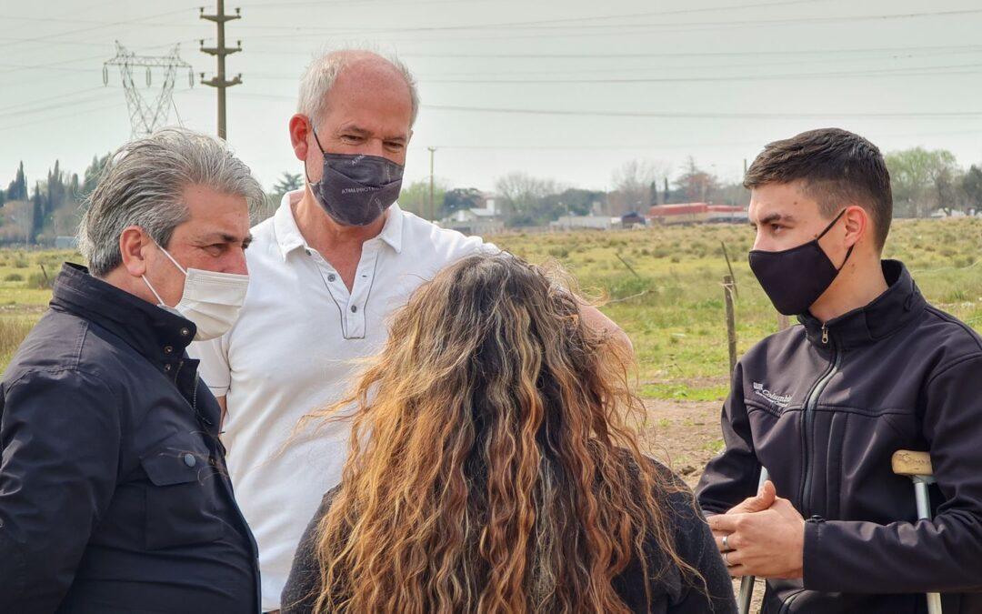 """Javier Martínez: """"La gente no quiere un IFE ni que le regalen heladeras, solo pide trabajo genuino y seguridad"""""""