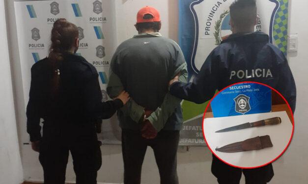 La Plata: apuñaló a su yerno en una discusión familiar y fue detenido en bar céntrico
