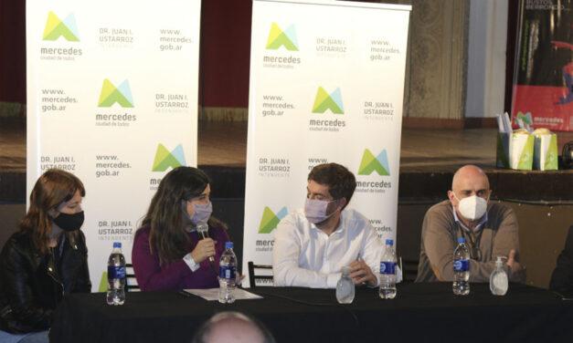 Provincia construirá 40 viviendas en Mercedes: generará 100 puestos de trabajo