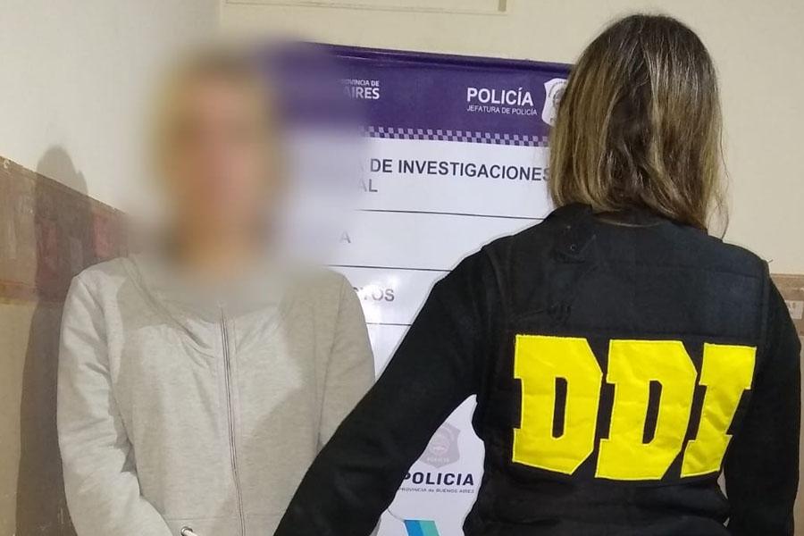 Estafaba a hombres con citas privadas y les robaba a punta de cuchillo: quedó detenida en Tres Arroyos