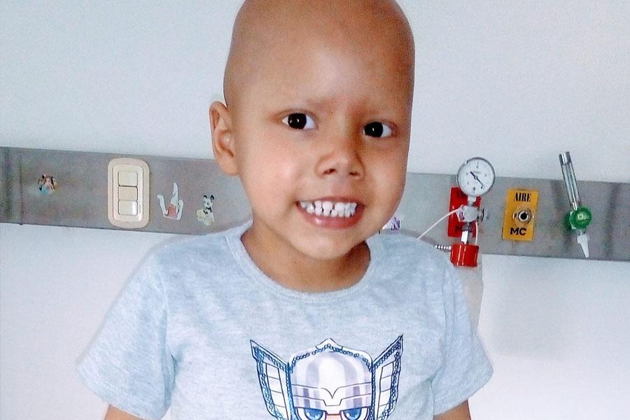 Miqueas Tellechea, el nene de San Clemente que necesita $58 millones seguir luchando contra el cáncer: cómo ayudarlo