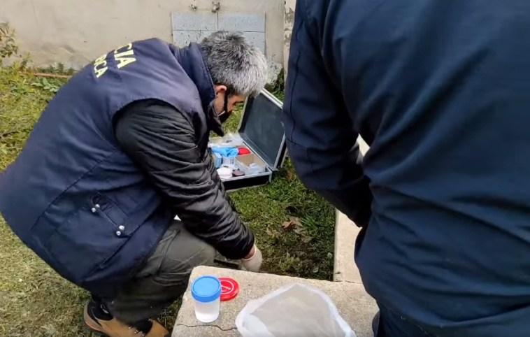 Balcarce: un joven cortaba el pasto y se encontró con un pene en un frasco