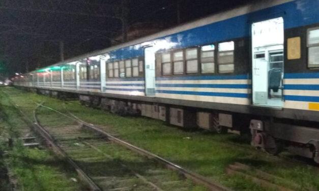 Una persona se quitó la vida tras arrojarse a las vías del Tren Roca en Tolosa