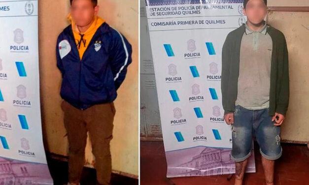 Quilmes: uno de los sospechosos de matar a Lucas Cancino estuvo preso por robo y salió a los 4 días