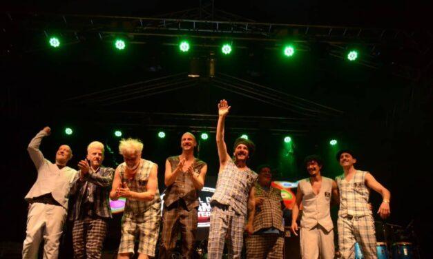 """Con récord de ventas y el cierre de la Bersuit, el """"Festival del Salame Quintero"""" fue todo un éxito"""