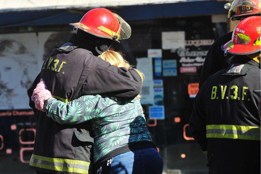 El Gobierno bonaerense anunció el doble de presupuesto para los bomberos voluntarios: a cuánto ascenderá