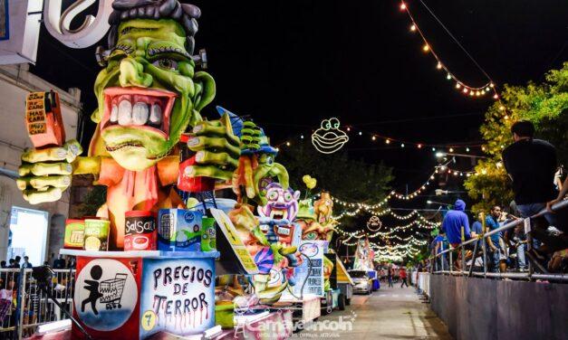 """El Carnaval Artesanal de Lincoln podría ser declarado """"Patrimonio de la Humanidad"""" por la UNESCO"""