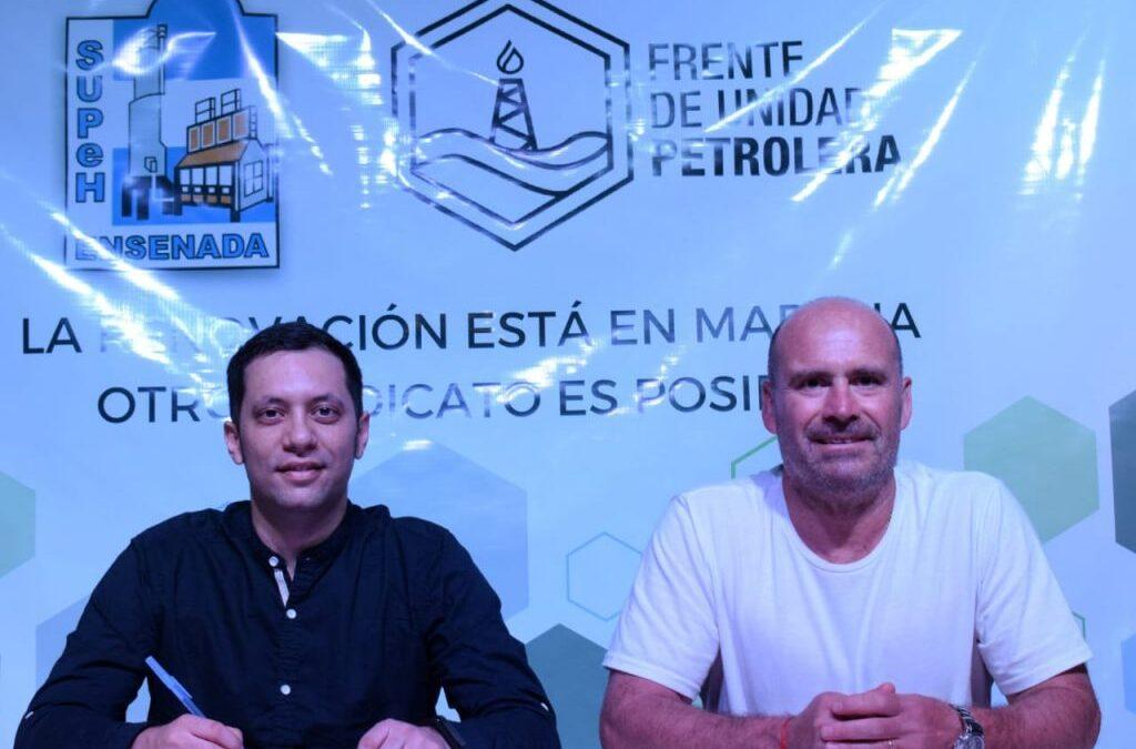 """Nahuel Chancel el """"elegido"""" para cortar con 25 años de Garaza al frente del SUPEH Ensenada"""