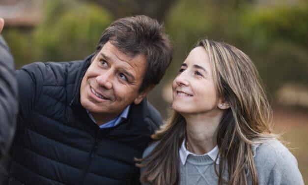 """Flavia Delmonte aseguró que el radicalismo """"vive un gran momento"""" y lo comparó con el '83"""