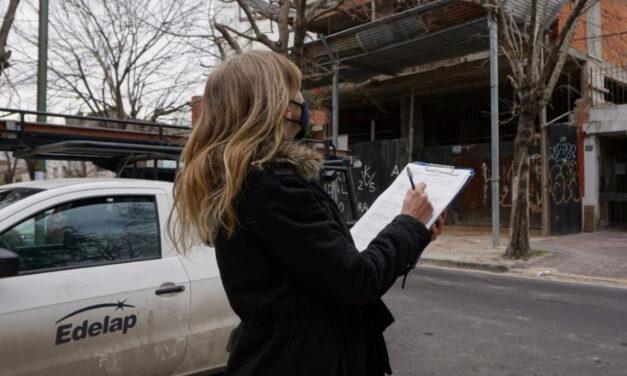 Edelap denunció penalmente a diferentes propietarios platenses por conexiones clandestinas