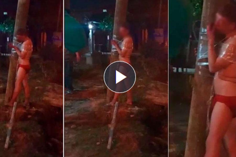 Vecinos hartos de inseguridad ataron y golpearon a un ladrón en José C. Paz