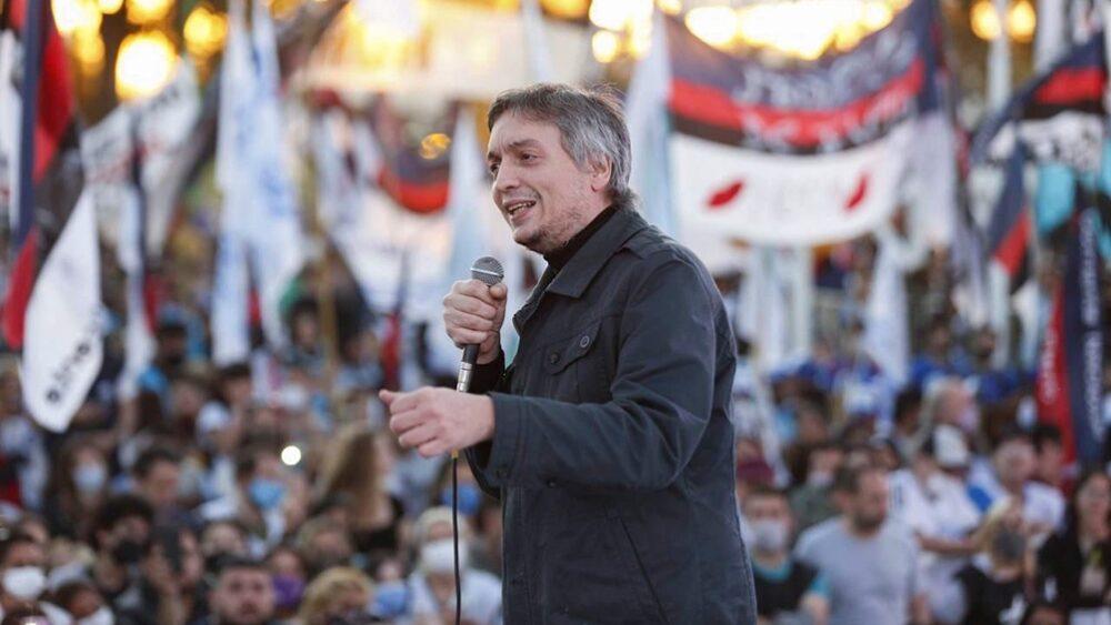 """Máximo Kirchner encabezó un """"Encuentro de la Militancia"""" en Ensenada y aseguró: """"Los milagros se construyen"""""""
