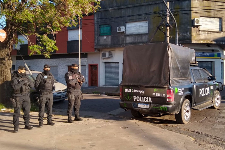 Caseros: tras 10 horas de tensión, la Policía mató al secuestrador y encontraron muerto al rehén