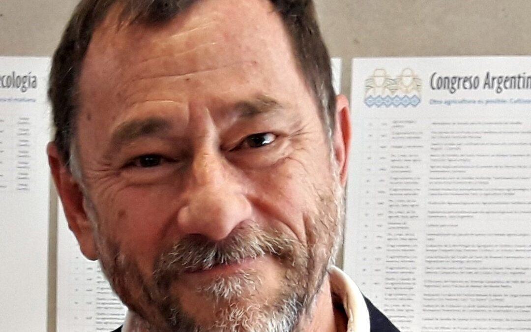 """Empezó el Mes de la Agroecología: """"Esto no se arregla con Buenas Prácticas Agrícolas"""", dijo su máximo referente académico en Argentina"""