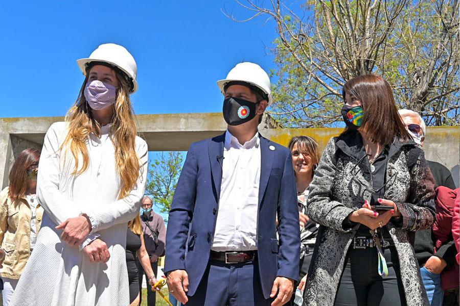 """Agustina Vila: """"En menos de dos años llevamos construidos 51 nuevos edificios escolares"""""""